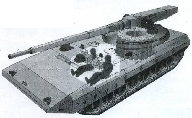 Последние перспективные танки, не пошедшие в серию: объект 477 «Боксёр», объект 299 и другие