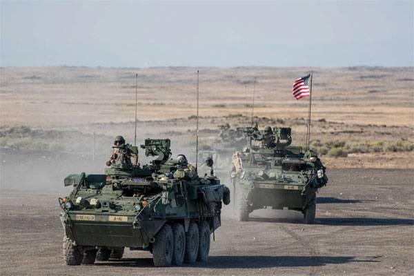 СМИ: США начали внезапные учения в Сирии. Ответ России?