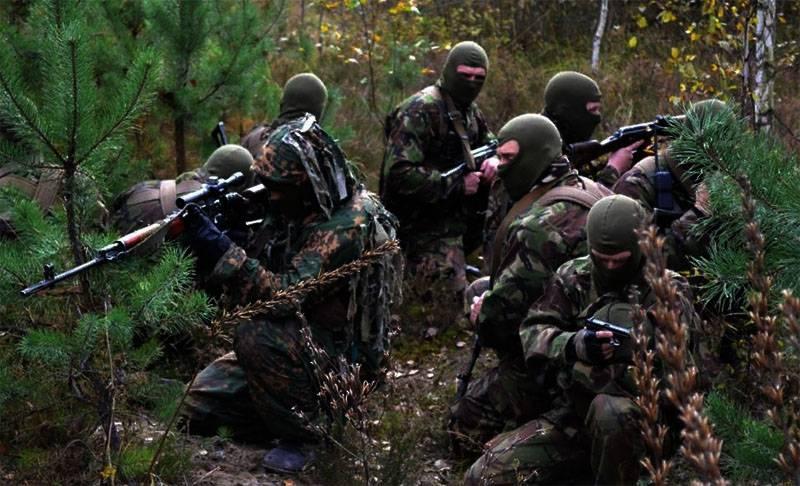 Воины подземелья. Для ССО Украины создаётся подземный полигон