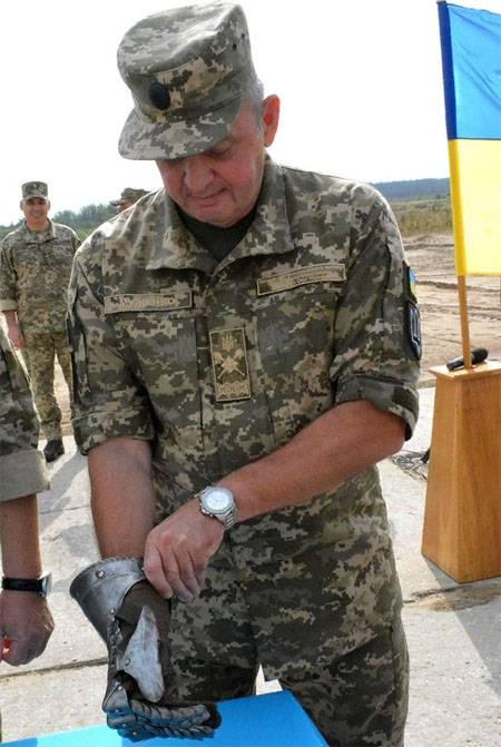 """Муженко вспомнил об """"исторической победе Украины"""" над Москвой"""