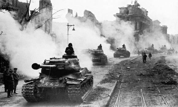 МО РФ обнародовало документы о танкистах Великой Отечественной