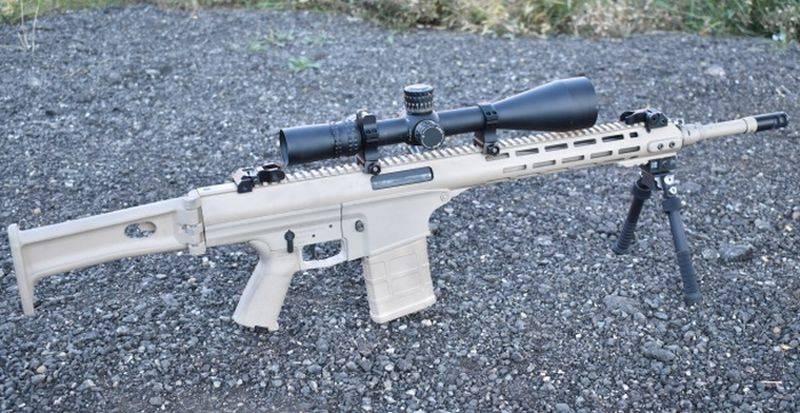 Оружие. Модульная винтовка Конева: Konev Modular Rifle