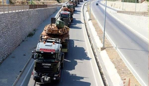 Эрдоган готов воевать за Идлиб против САА?