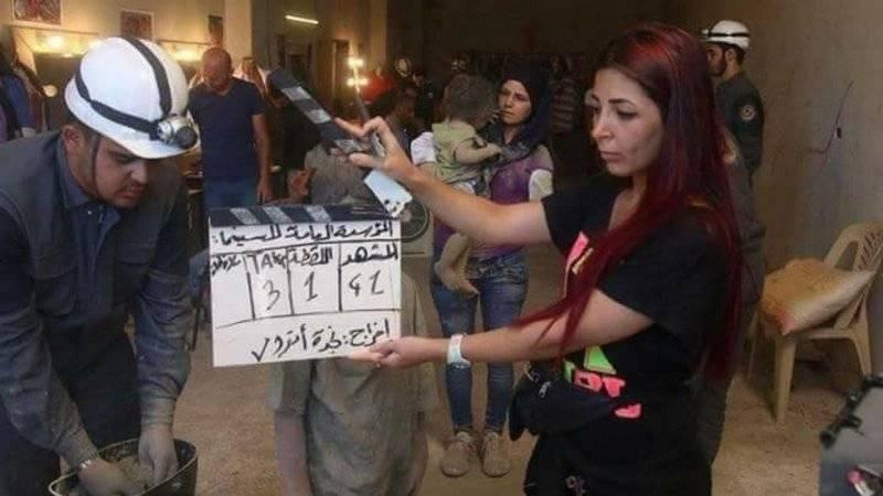 "Ждём удара по Сирии? В Идлибе начались съёмки провокации с ""химоружием"""