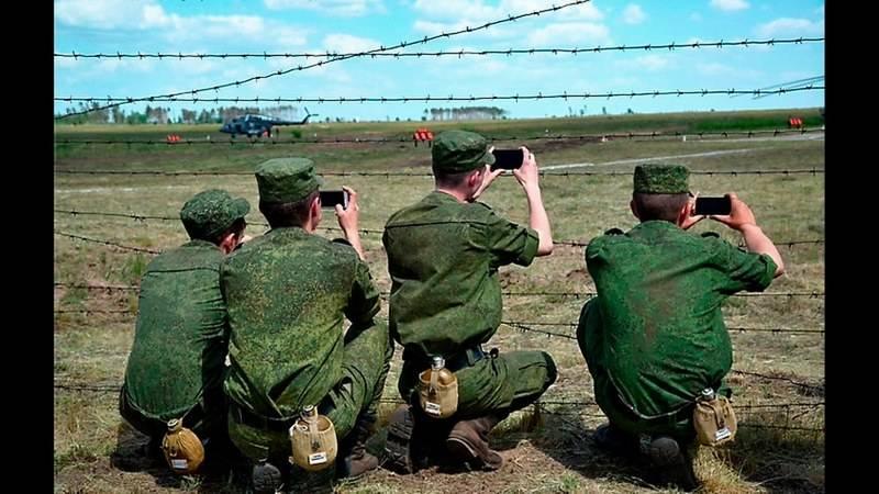 В ГД хотят запретить военным размещать данные в Интернете и СМИ