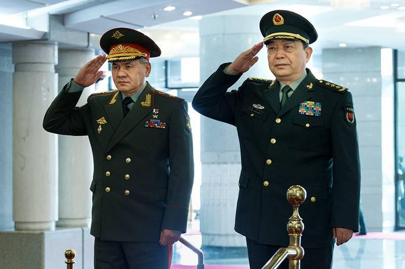 Военные учения Российской Федерации иКитая станут регулярными