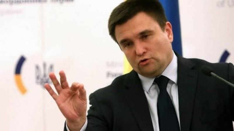 """Климкина в отставку! Украинская оппозиция требует """"срок"""" для главы МИД"""