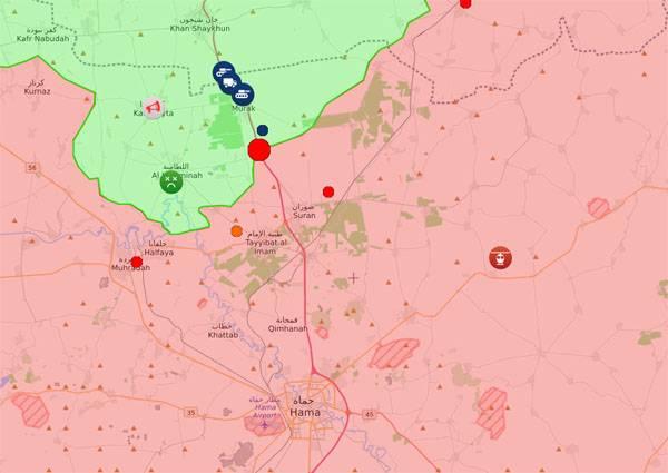 Турецкие войска обстреливают север Алеппо и выстраивают заслон на юге Идлиба