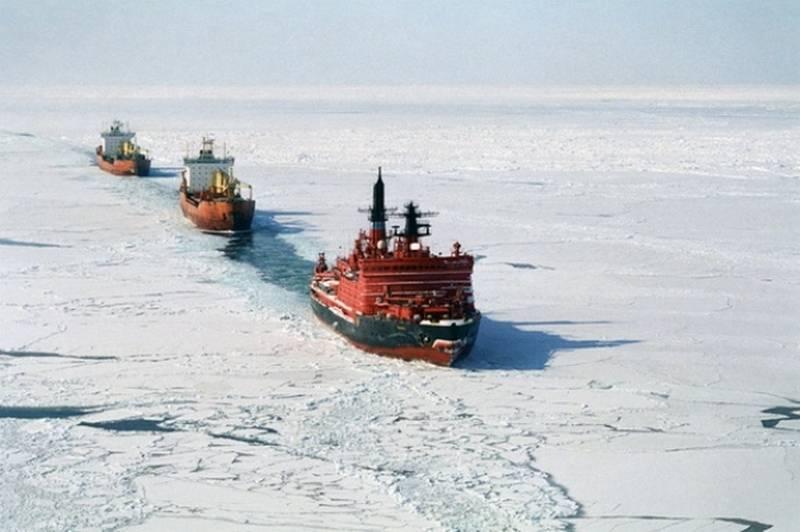 Россия вводит ограничение на проход судов по Севморпути