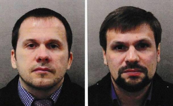 Лондон: Мы ищем ещё двоих подозреваемых по делу Скрипалей