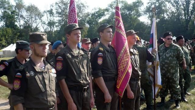 코삭 (Cossack) 본부는 평화 유지 활동을 준비 중입니다.