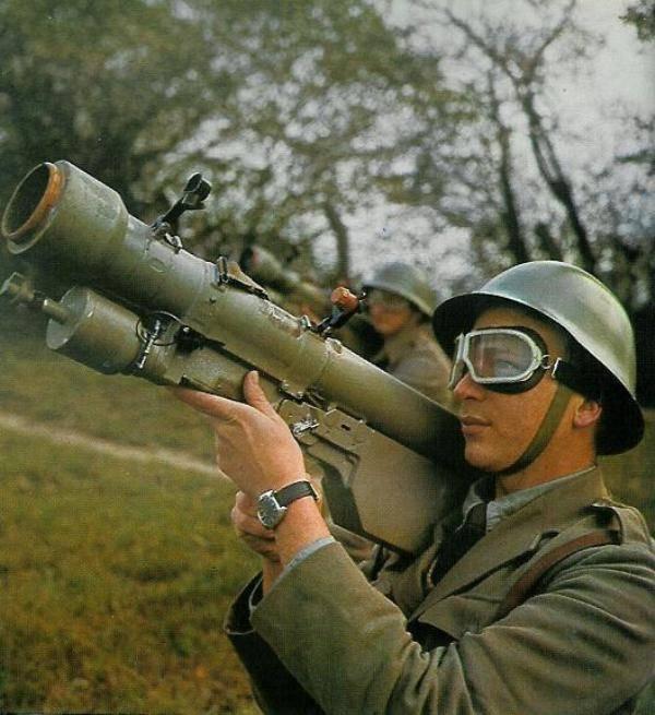 «Ручные» комплексы ПВО. Часть 1. ПЗРК «Стрела-2»