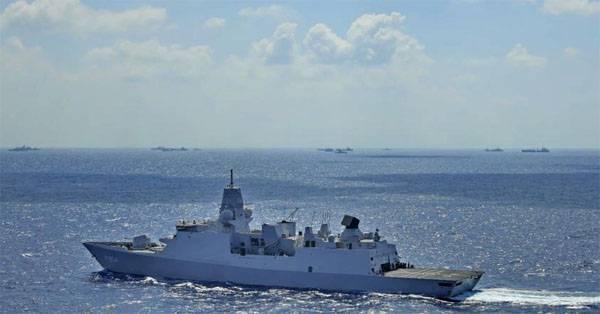Вторая постоянная группа ВМС НАТО переместилась ближе к сирийским берегам