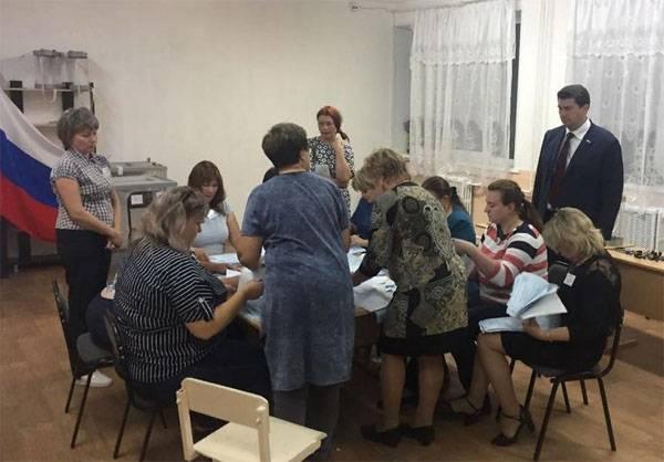 Странности подсчёта. Кандидат от КПРФ в Приморье: результаты сфальсифицированы