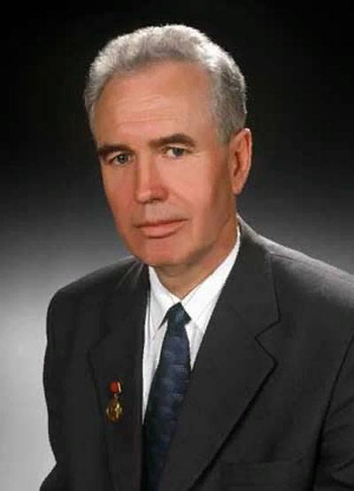 Скончался выдающийся конструктор ЗУР Владимир Кузнецов