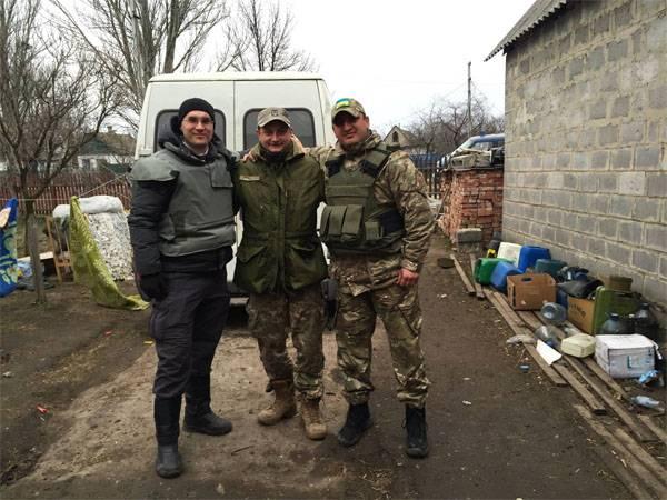 На Украине: Волонтёры - эффективный способ развала армии изнутри