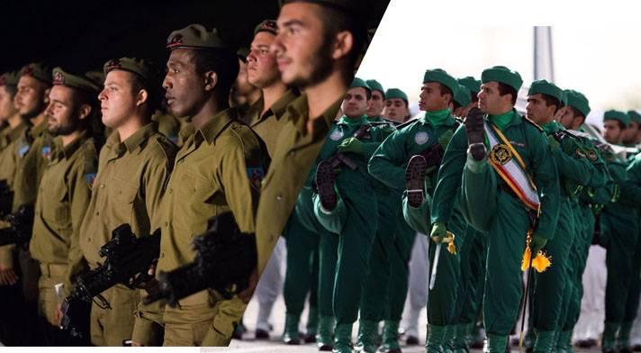 Операция ИИ. Иран и Израиль воюют из-за спин российских военнослужащих
