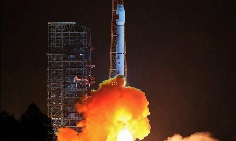 İki uydu daha. Çin, Beidou-3 Navigasyon Ağını Genişletiyor