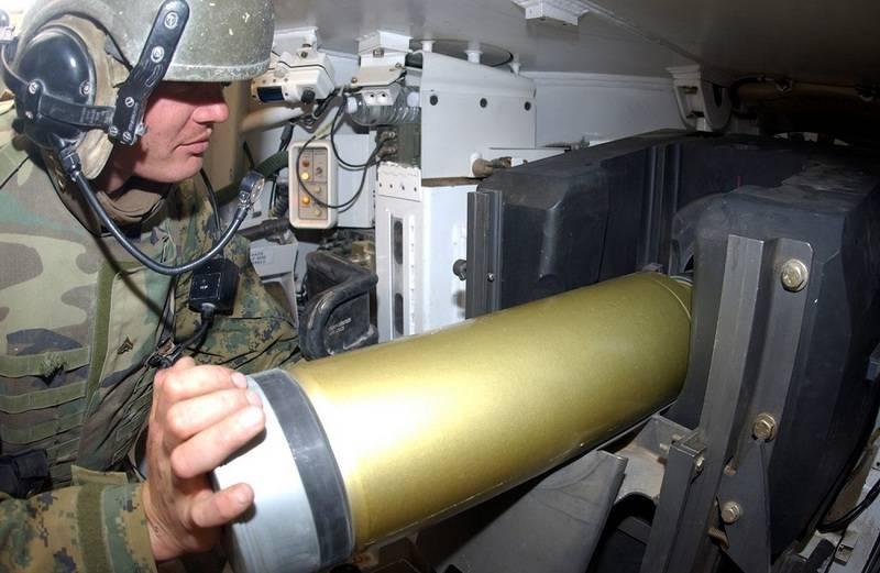 Egipto ordenó un lote de caracoles en los Estados Unidos para sus tanques M1A1 Abrams