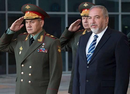 О чём умолчал в интервью министр обороны Израиля Либерман?