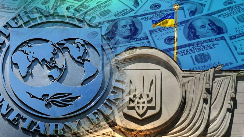В этот раз бюджет. МВФ опять нашел причину не выделять Киеву очередной транш