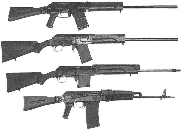 Ружье Сайга 12с и 12к: модели, калибр, характеристики