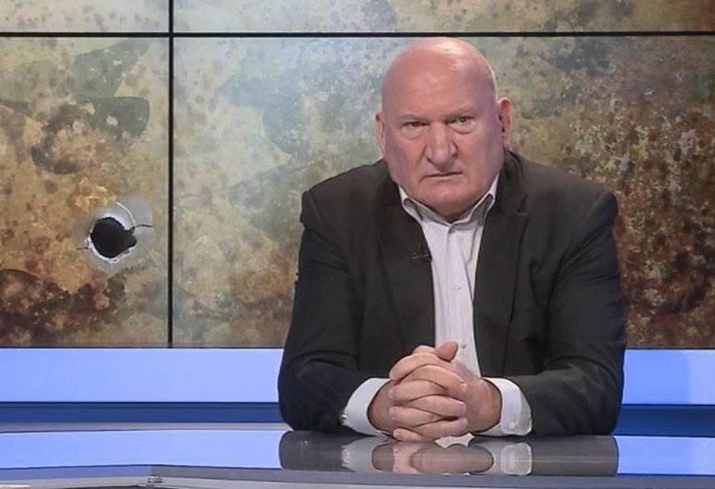 """Заграница нам поможет! Экс-генерал рассказал, как НАТО """"накажет"""" Россию"""