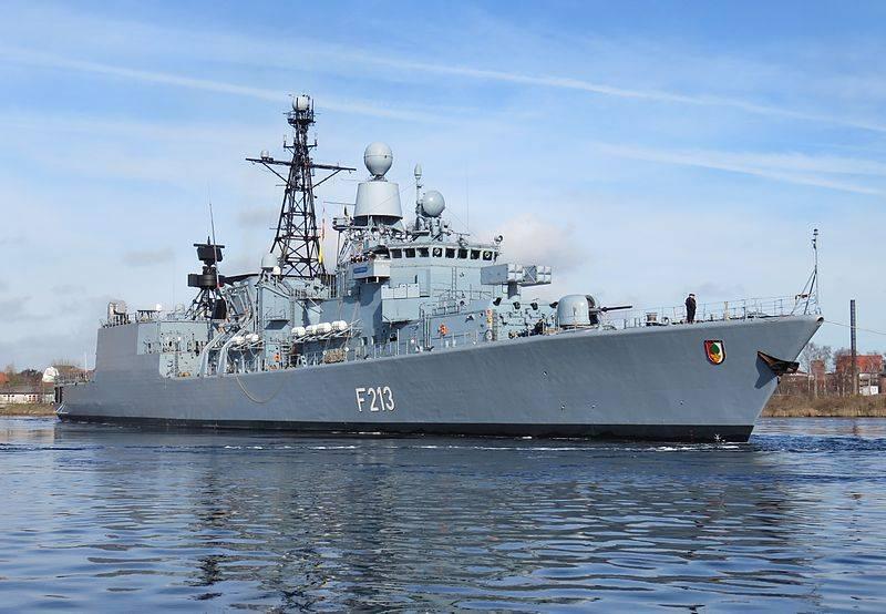 НАТО и США наращивают корабельную группировку в Восточном Средиземноморье