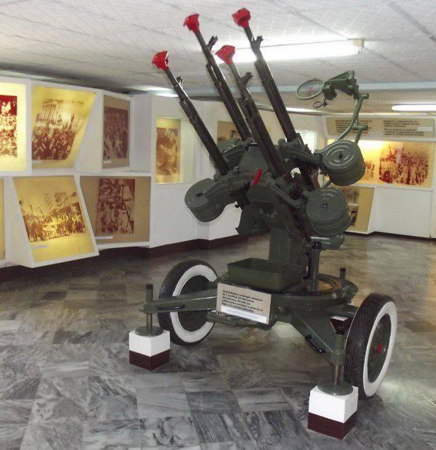 ПВО. Противовоздушная оборона острова Свободы. Часть 1