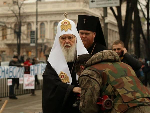 """Позывной """"Филарет"""". Насильственный перевод прихожан в Киевский патриархат"""