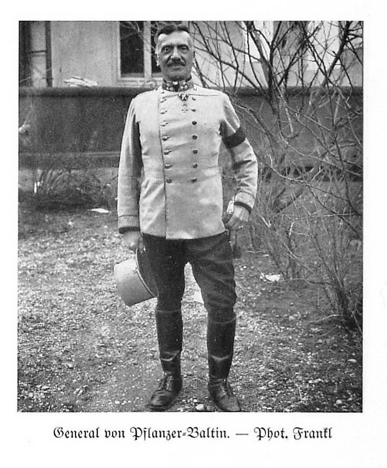 «Русский Верден». Карпатская операция 1915 г. Часть 1. Битва за перевалы