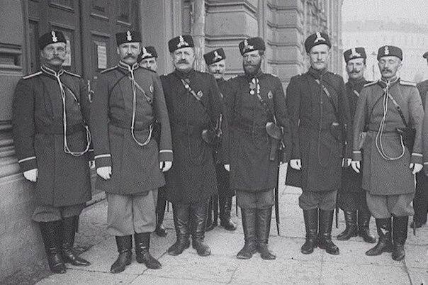 Правоохранители Российской империи. Часть 1