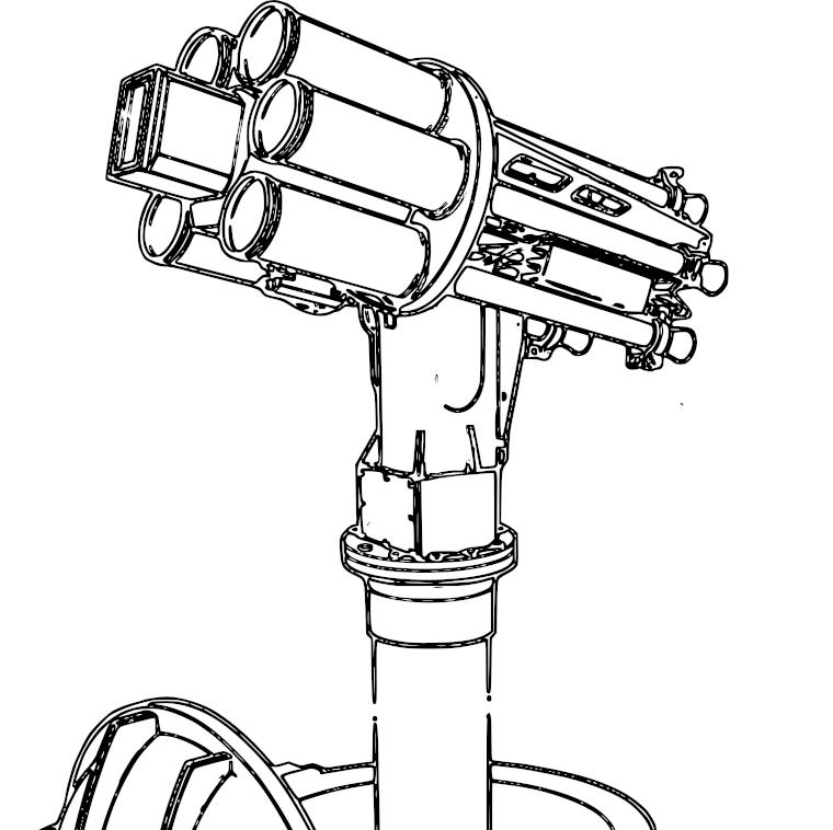 ПВО «Ручные» комплексы ПЗРК Blowpipe. Часть3