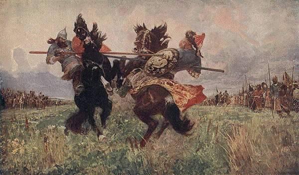 Ветры Куликова поля. Часть 1