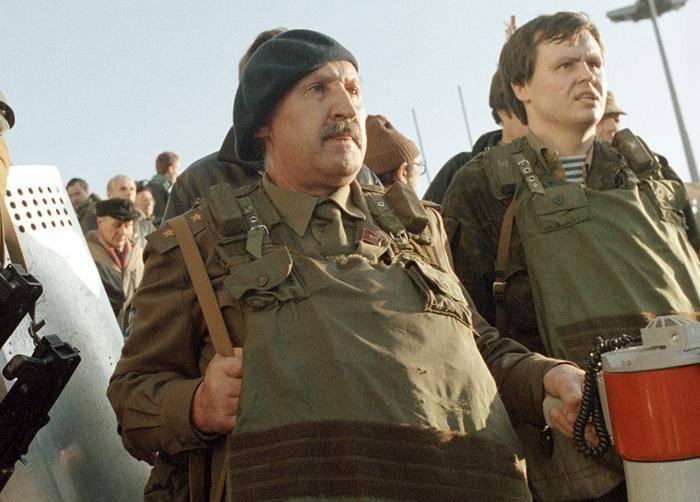 1993. Чёрная осень «Белого дома». Из записок москвича (часть 2)