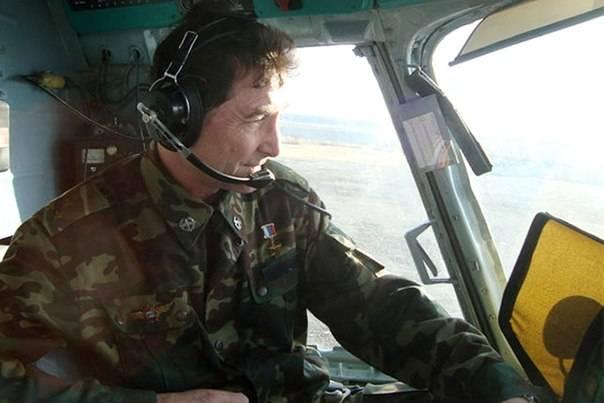 Герой России Игорь Родобольский – самый титулованный офицер страны