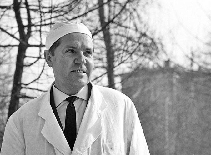 Владимир Петрович Демихов – основоположник мировой трансплантологии