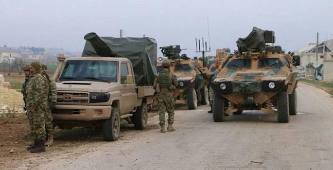 "Idlib의 무장 세력 ""Hayat Tahrir ash-Sham""- 터키 : 그냥 우리를 무장 해제하려고 노력하십시오."
