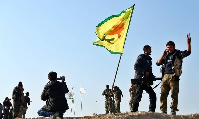 Эрдоган: США не выполняют обязательств по сирийскому Манбиджу