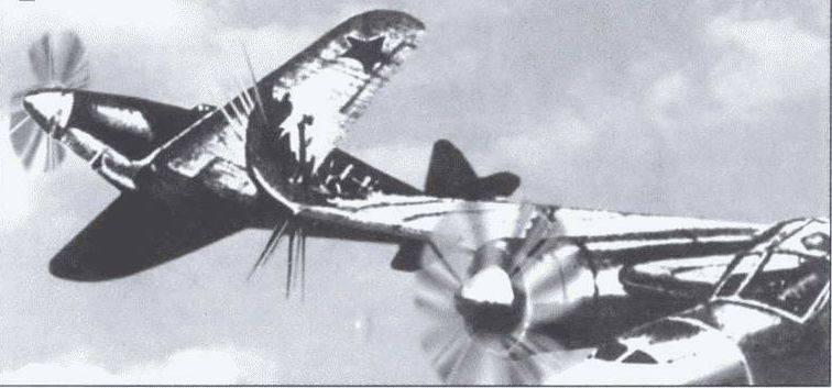 Воздушный таран: страшное оружие советской авиации
