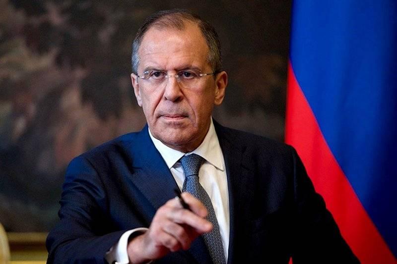Лавров: Идеи Волкера по миротворцам не состоятельны