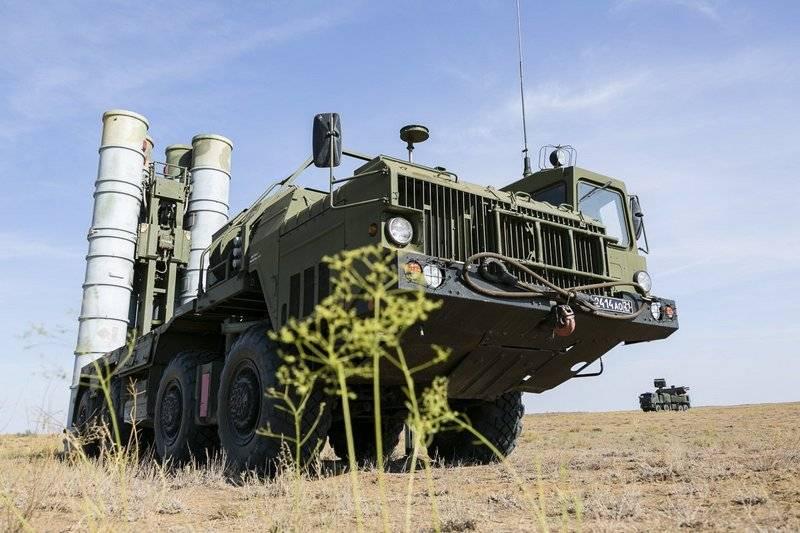 Исламабад обеспокоен покупкой Нью-Дели российской ЗРС С-400