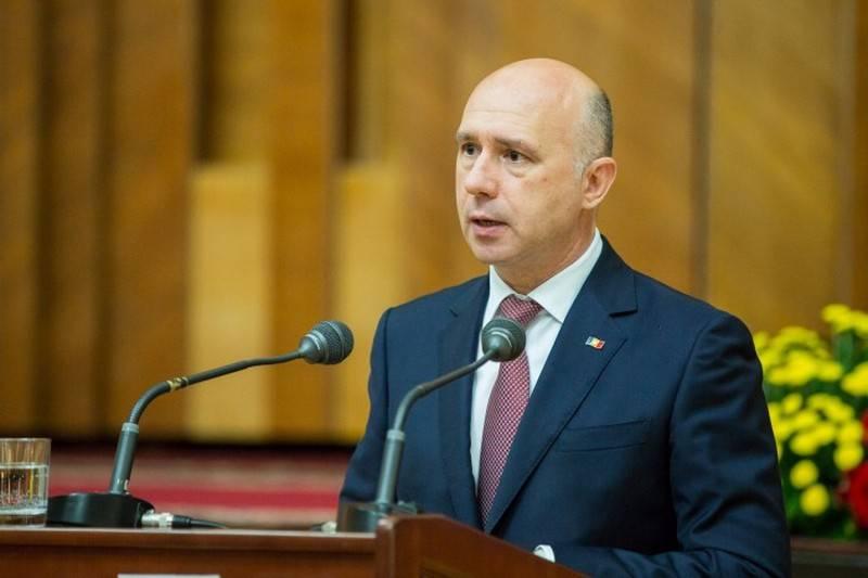 """Молдавия потребовала вывести российские войска с """"её территории"""""""