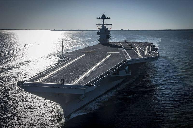 МВД США: Наш флот может устроить России блокаду