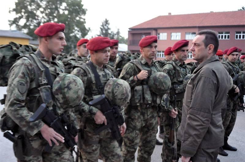 Balkanlar'daki olayların özeti. Vuchich acilen Putin ile görüşmek istiyor