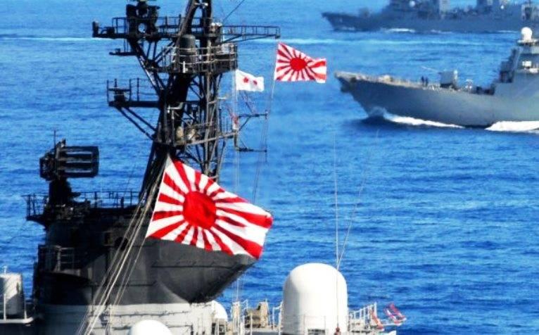 Сеул – Токио: не демонстрируйте флаг своих ВМС в Корее