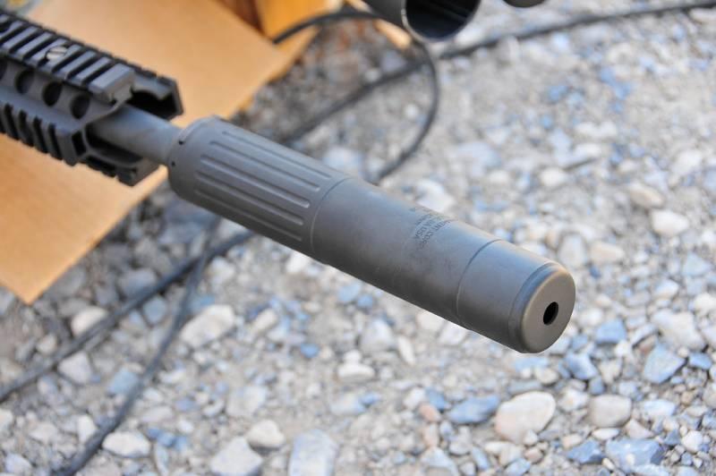 Оружие. Крупнокалиберная МЦ-116М: убийственная тишина
