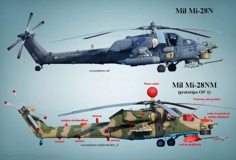 Вертолеты. Ми-28НМ: догнать и перегнать «Апач»