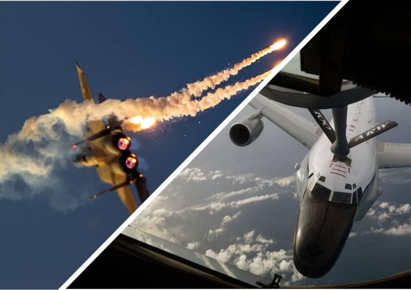 Нераскрытые цели воздушного рейда ВВС Израиля. О чём умалчивают мировые СМИ
