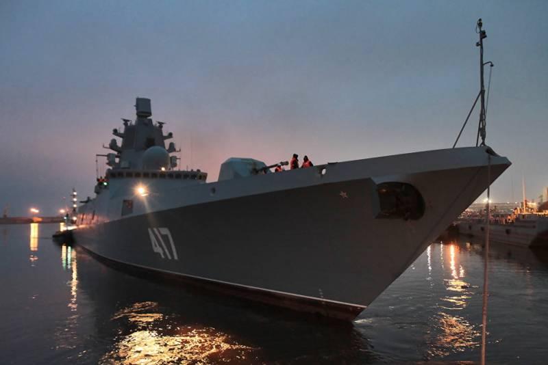 На «Северной верфи» рассказали о ходе строительства новых кораблей